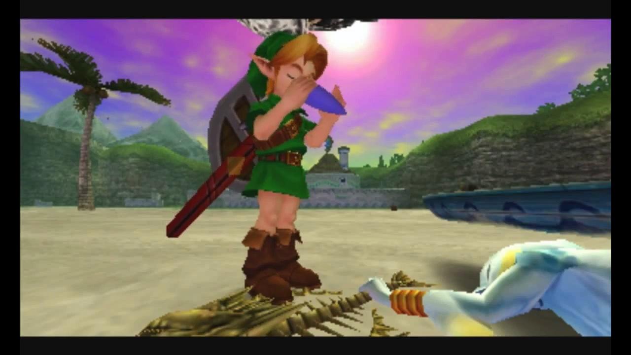 LP Zelda Majoras Mask 3D Episode 21 – New Fishing Spot
