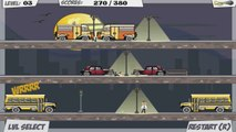 гангстеры под машиной дави на газ # 2 игра онлайн