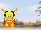 Animals Cartoons Finger Family Children Nursery Rhymes | Animals Finger Family Rhymes for