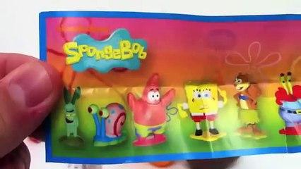 Great Kinder Surprise Eggs Unboxing Easter Eggs toy gift - Kinder sorpresa huevo juguete regalo