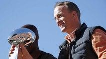 Denver Broncos Enjoy Victory Parade
