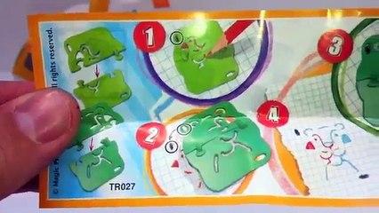 Kinder Surprise Chocolate Egg SpongeBob Box - Kinder Sorpresa