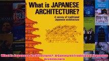 PDF New Wave Japanese Architecture PDF Full Ebook - video