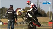 Stunt Bike Show Demo by Zoltan 2010