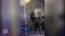 Amazing Wind Tunnel Performance | Wind Games
