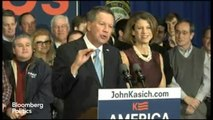 Kasich: Light Overcame Darkness of Negative Campaigning