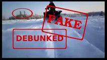 FAKE Ovni filmé au Japon - UFO caught in Japan Debunked