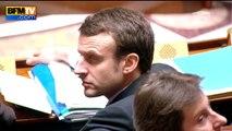 """Déchéance de nationalité: """"l'inconfort philosophique"""" de Macron"""