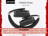 Archeer Auriculares Inalámbricos Bluetooth 4.0 de Diadema On-Ear Auriculares Estéreo Auriculares
