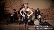 Paper Planes - Vintage 1940s Style MIA Cover ft. Robyn Adele Anderson