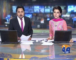 Geo News Headlines - 10 February 2016 - 1500