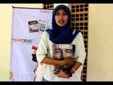 TEMPORASI - Pesan Untuk Jokowi