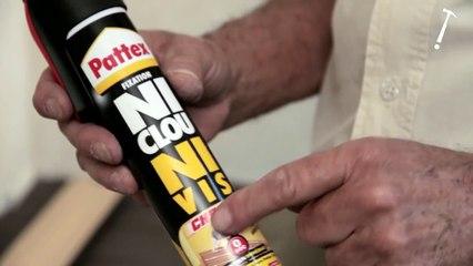 Fixer une plinthe en bois et/ou une moulure en seulement 2 minutes