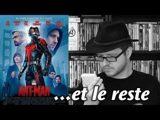 ANT-MAN ... et le reste...