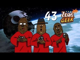 Zone Geek épisode 43 : Star Wars Holiday Special