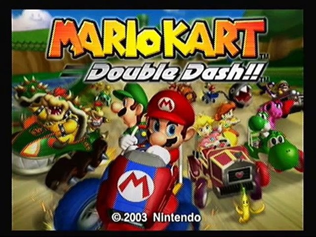 Mario Kart Double Dash Mushroom Cup 150cc Video Dailymotion