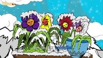 Schneeflöckchen, Weißröckchen Copito de nieve in spanischer Sprache