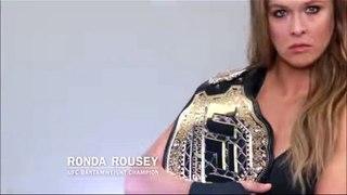 Carls Jr. - Ronda Rousey Cinnamon Swirl French Toast Breakfast Sandwich