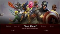 Marvel Spiderman español Los Cuatro Fantásticos Marvel Capitán América Juego Iron Man y Wolverine