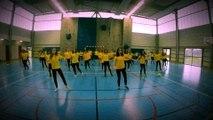 flashmob SAINT MARS LA JAILLE euro 2016