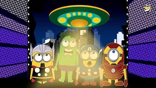 Minions All Mini Movies (The Avengers Minions - Minions Mission impossible -Minions Home alone) HD