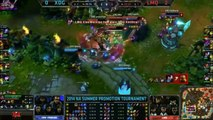 NA LCS Promotion Tournament D1 XDG vs LMQ 2014 3ND GAME