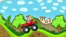✔ Voiture Monster Truck et ses amis / Dessins animés sur les voitures / Collection de 20 minutes ✔