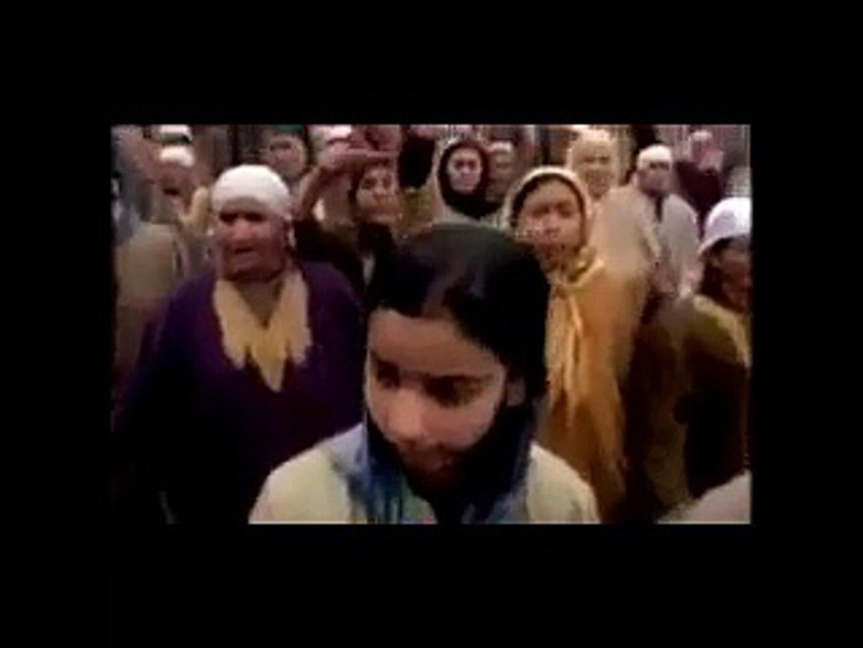 An American Girls Documentary On Indian Cruelty in Kashmir