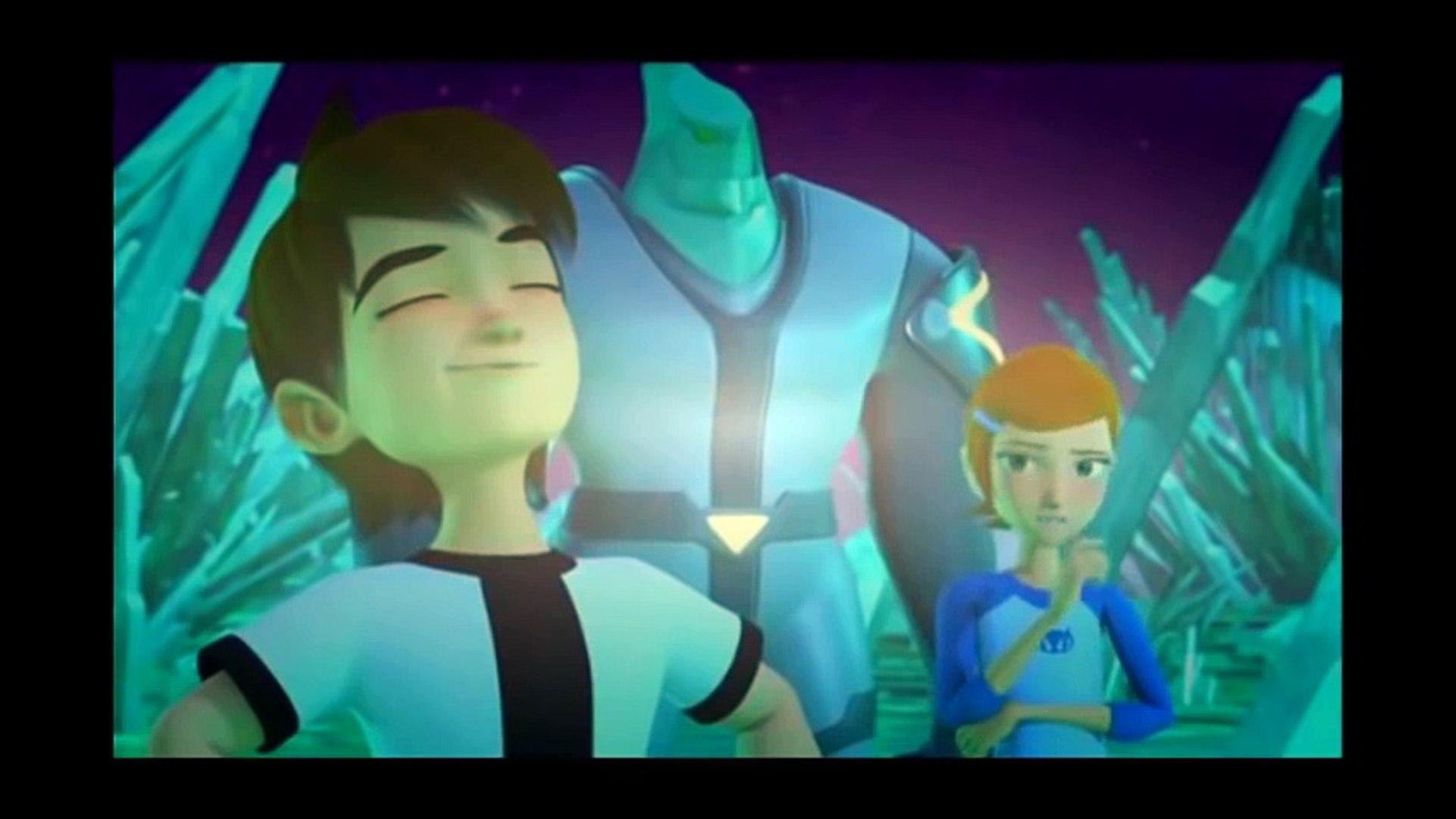 Ben 10 Film Complet D Animation En Francais Complet Part 2