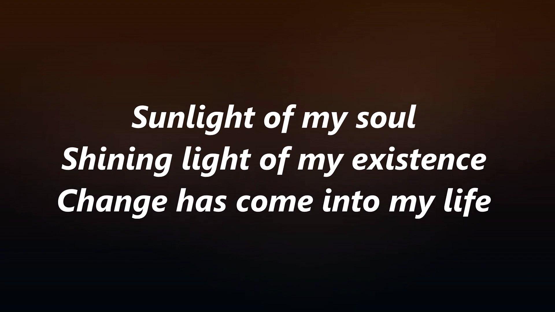 Sunlight of my Soul - Kolade Olamide