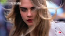 CARA DELEVINGNE For DKNY Ad Campaign HD New York Fashion Week Spring Summer 2014 by Fashion Channel