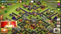 9 attaques de FARM en LIVE, en MUSIQUE et en MASTER! - Clash of Clans