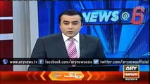 Govt And PIA Employees Together -Ary News Headlines 10 February 2016 ,