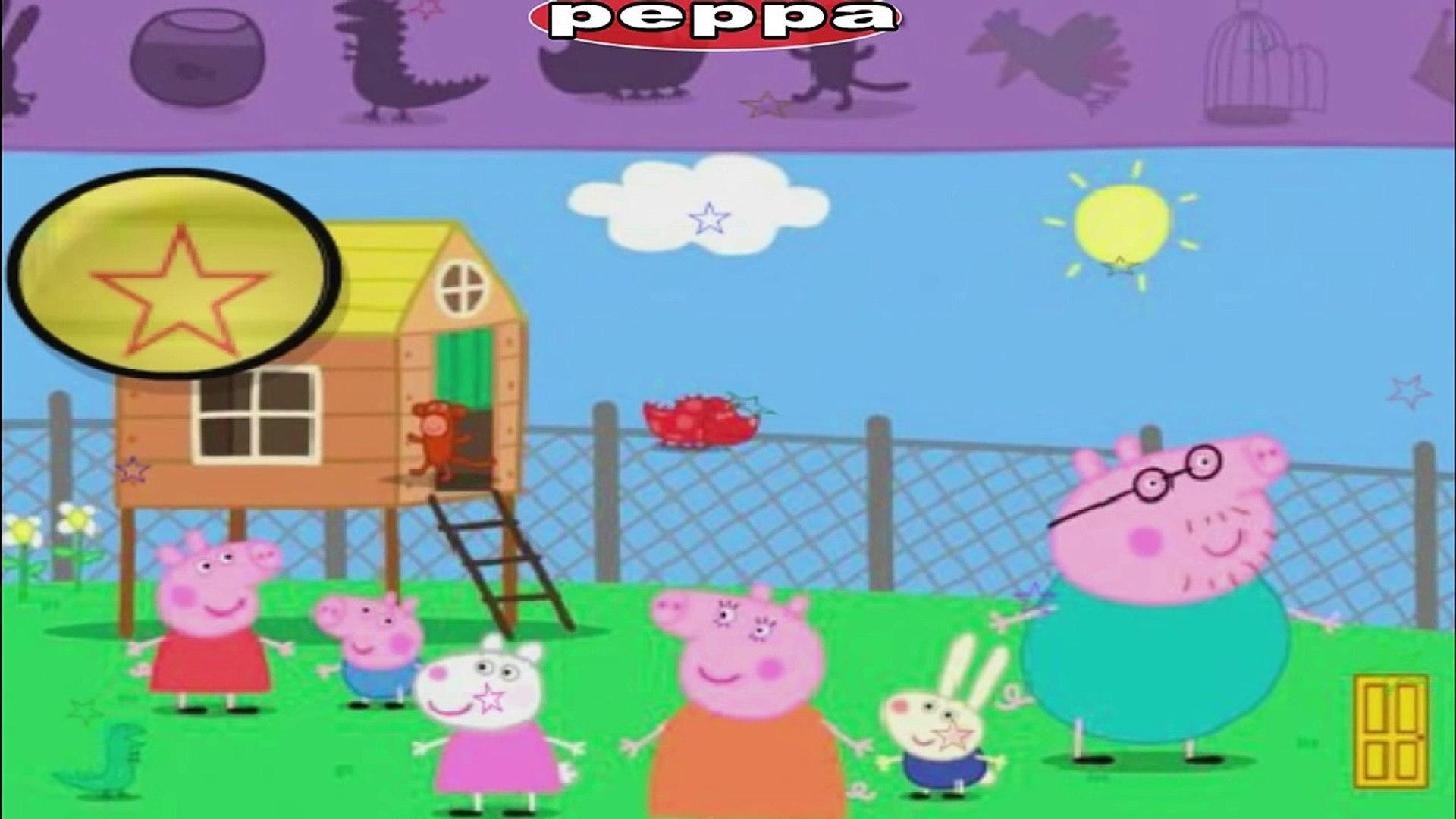 Свинка Пеппа Звездочки Свинка Пеппа