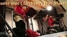 suite et fin du Pot au Feu (Bal musette avec l'Orchestre Duo Musette)