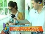 Juanita Viale habló con Intrusos