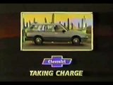 Chevrolet Cavalier Wagon Super Bowl XVIII ad - Hot (1984)