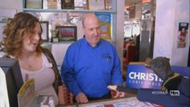 Triumph the Insult Comic Dog on Christie