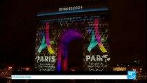 JO 2024 - Le logo de la candidature de Paris dévoilé #Paris2024