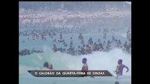 Rio de Janeiro registra sensação térmica de 45,6º C