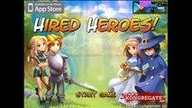 Hired Heroes-Walkthrough