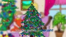 Morgen Kinder wirds was geben Sing mit (Karaoke Version) Weihnachtslied mit Text am Bilds
