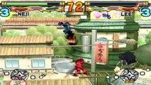 [PS2] Walkthrough - Naruto Ultimate Ninja - Saga de Neji Hyuga