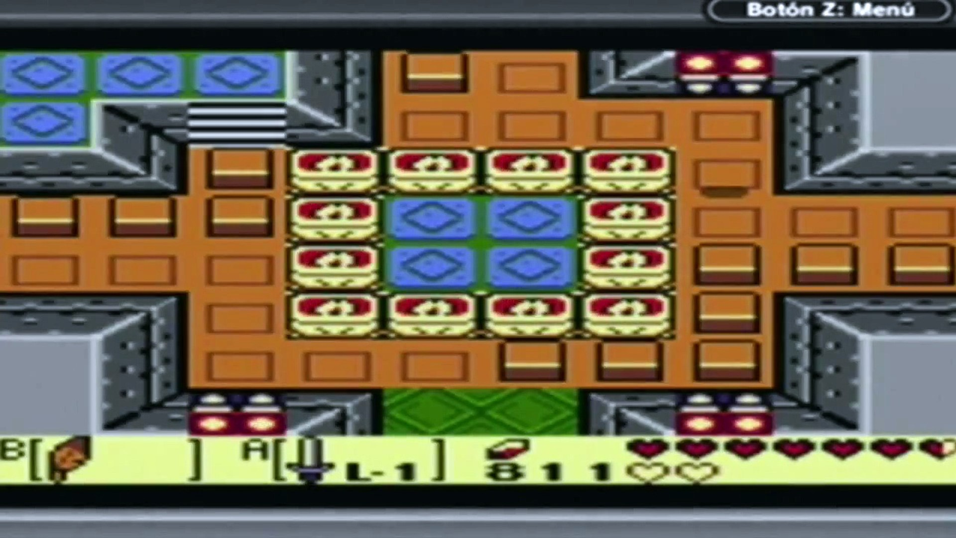 Gb Walkthrough The Legend Of Zelda Links Awakening Dx Part 14