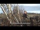 Qubec  vol d oiseau - Crow Hunt Lanaudiere