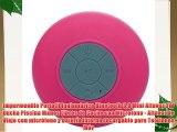 Impermeable Portatil Inalambrico Bluetooth 3.0 Mini Altavoz 3W Ducha Piscina Manos Libres de