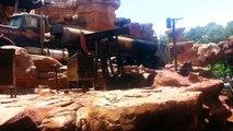 On-Ride POV: Catastrophe Canyon at Disneys Hollywood Studios