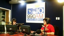 MASTER FENG SHUI MR. ANG GUESTED IN RADYO INQUIRER DZIQ 990 AM