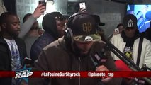 La Fouine 'Trappes' en live dans planète Rap !