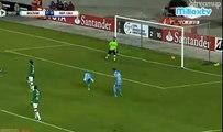 Gol de Sanchez Capdevilla - Bolivar 3-0 Deportivo Cali - Copa Libertadores